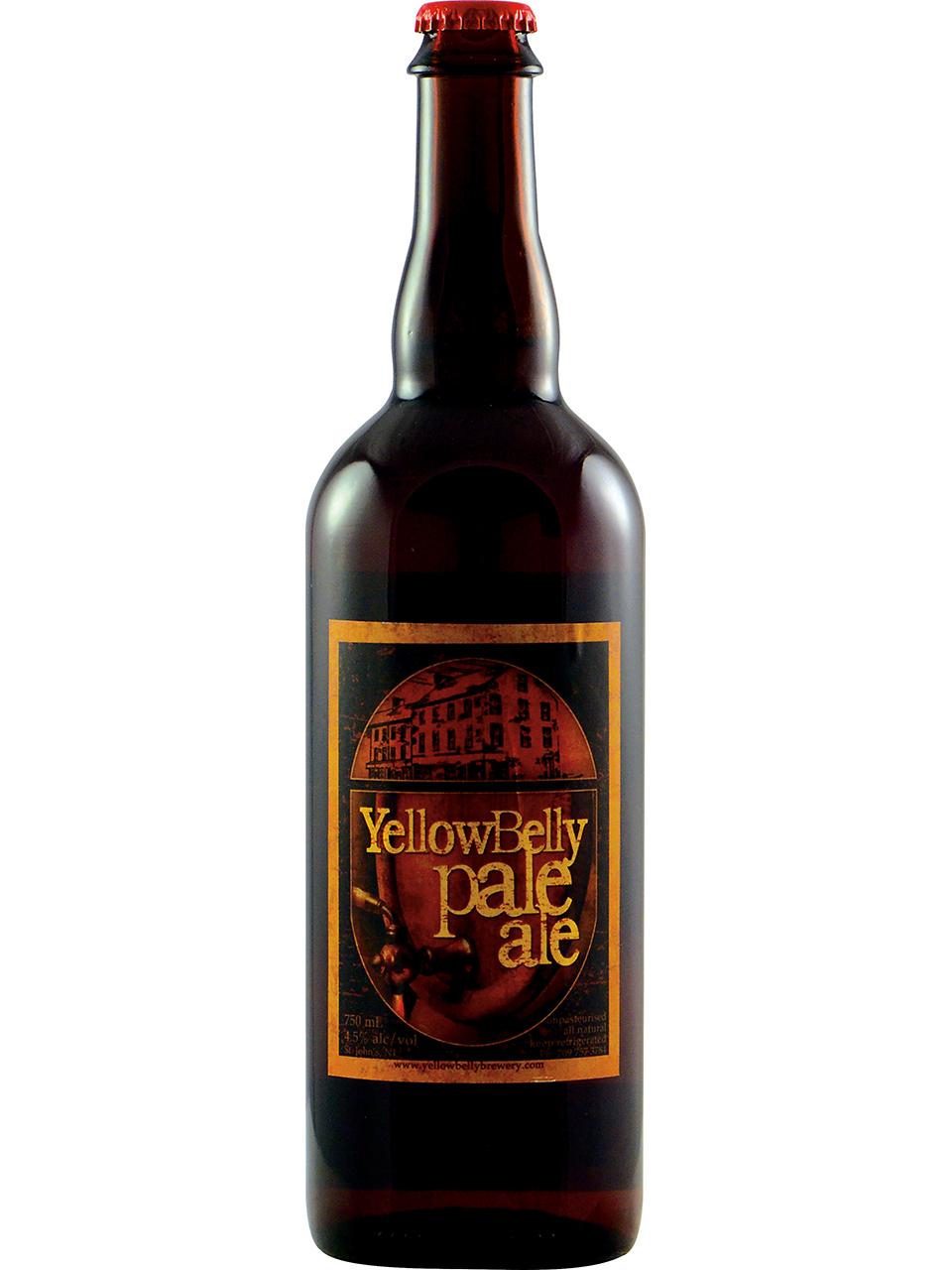 YellowBelly Pale Ale 750ml Btl