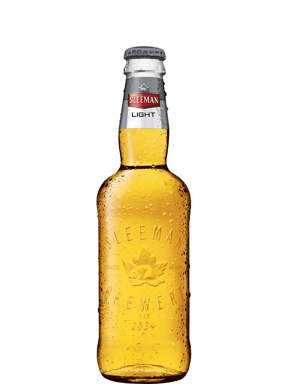 Sleeman Light 12pk Bottles