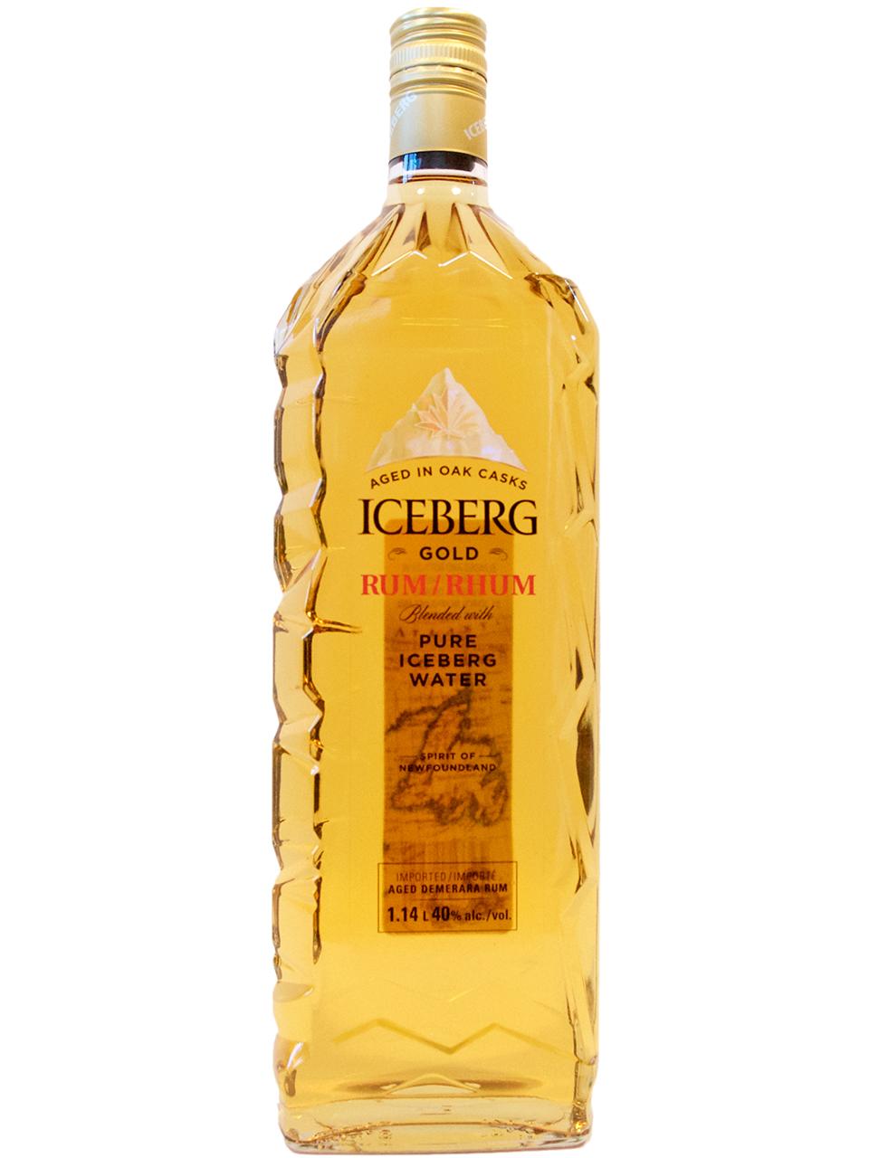Iceberg Gold Rum