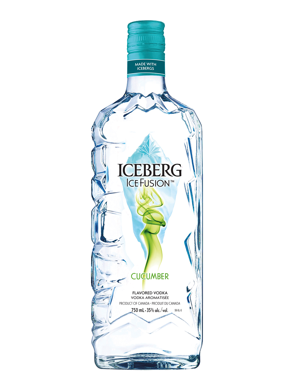 Iceberg Ice Fusion Cucumber