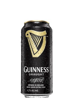 Guinness Draught Can 500ml