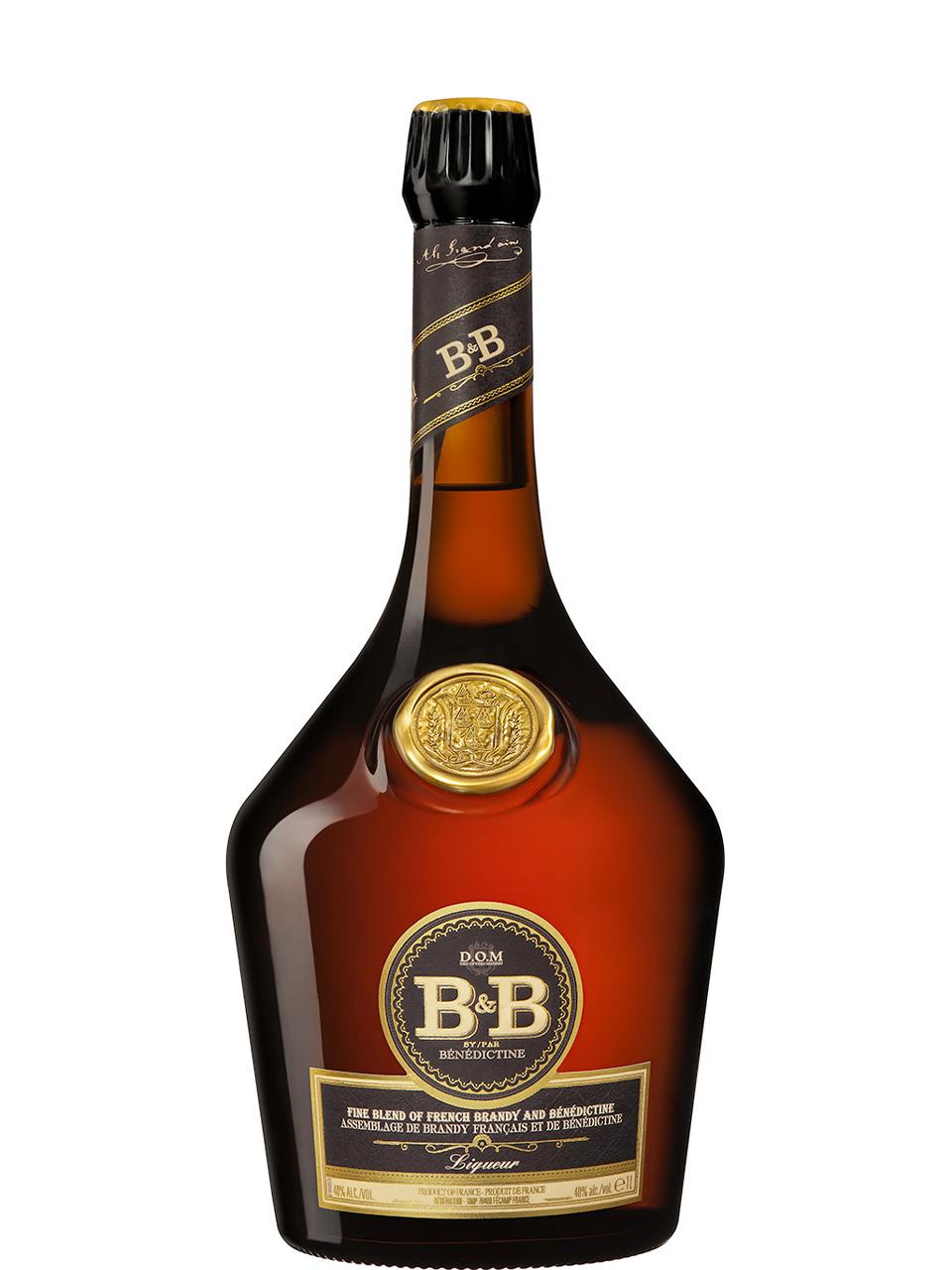 Benedictine & Brandy Liqueur