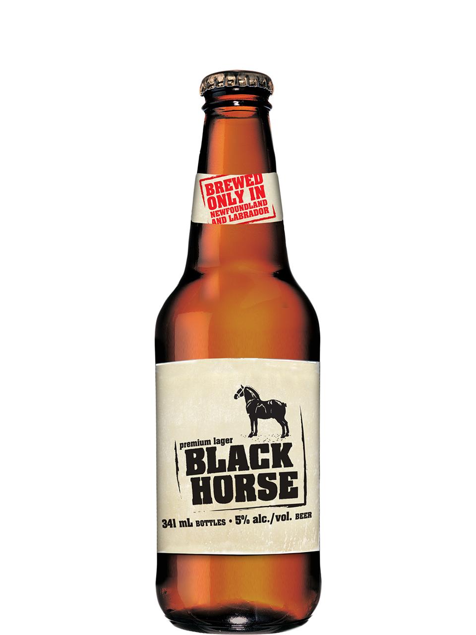 Black Horse Bottles 6pk
