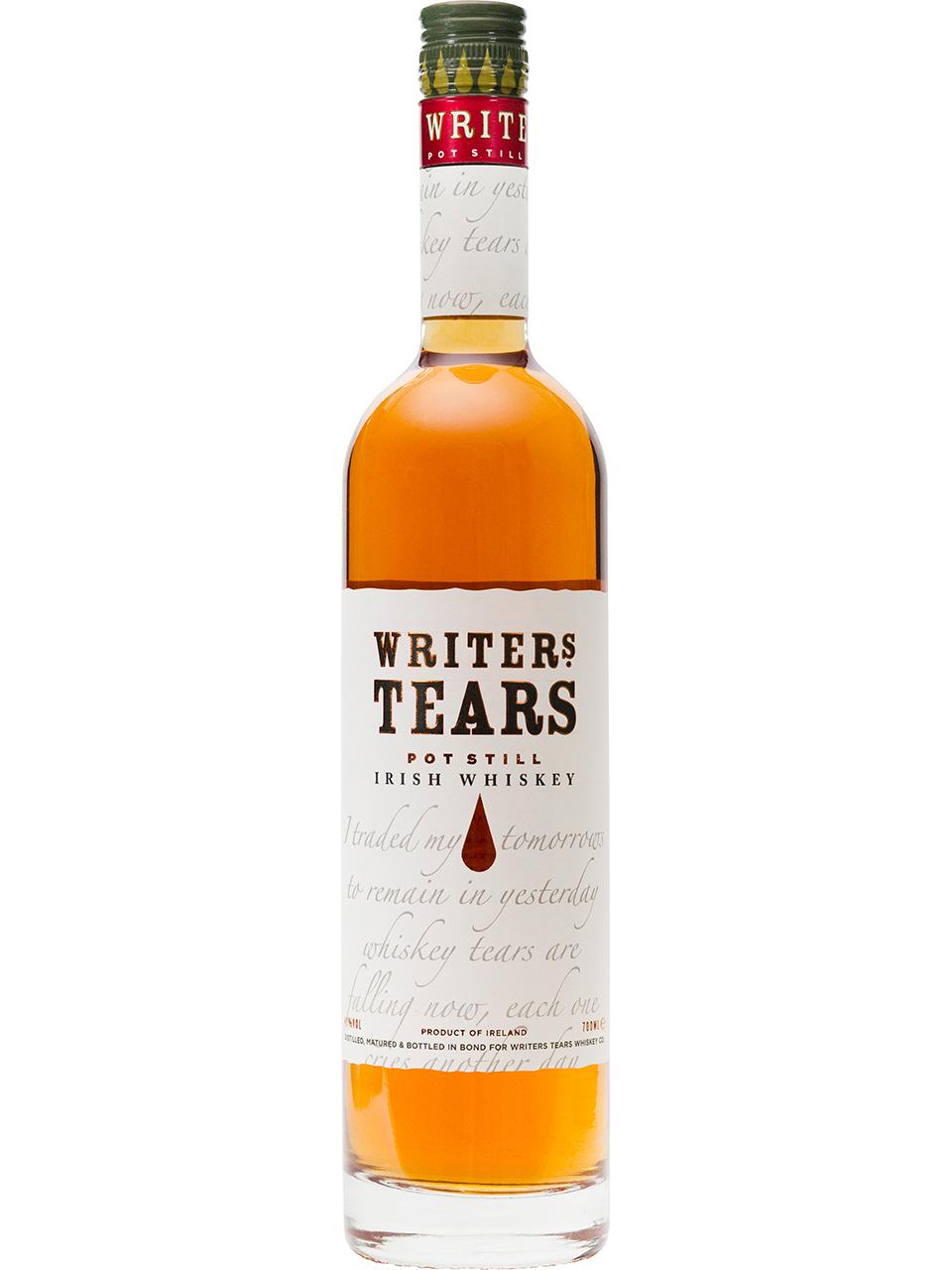 Writers Tears Copper Pot Irish Whiskey