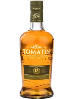 Tomatin 12 YO Highland Single Malt Scotch Whisky