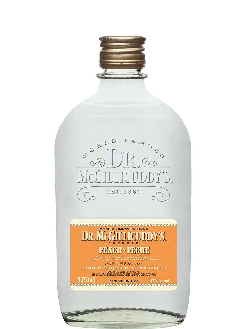 Dr.McGillicuddy's Peach