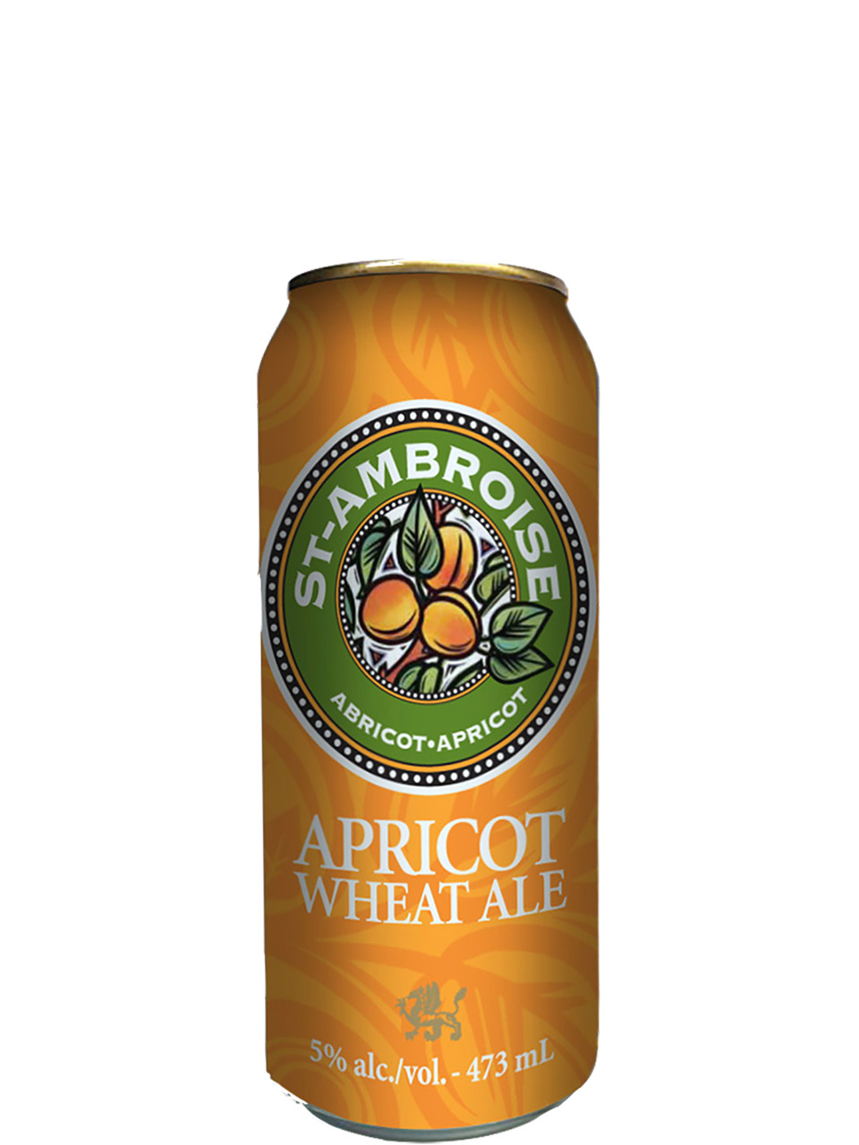 St.Ambroise Apricot Wheat Ale 473ml Can
