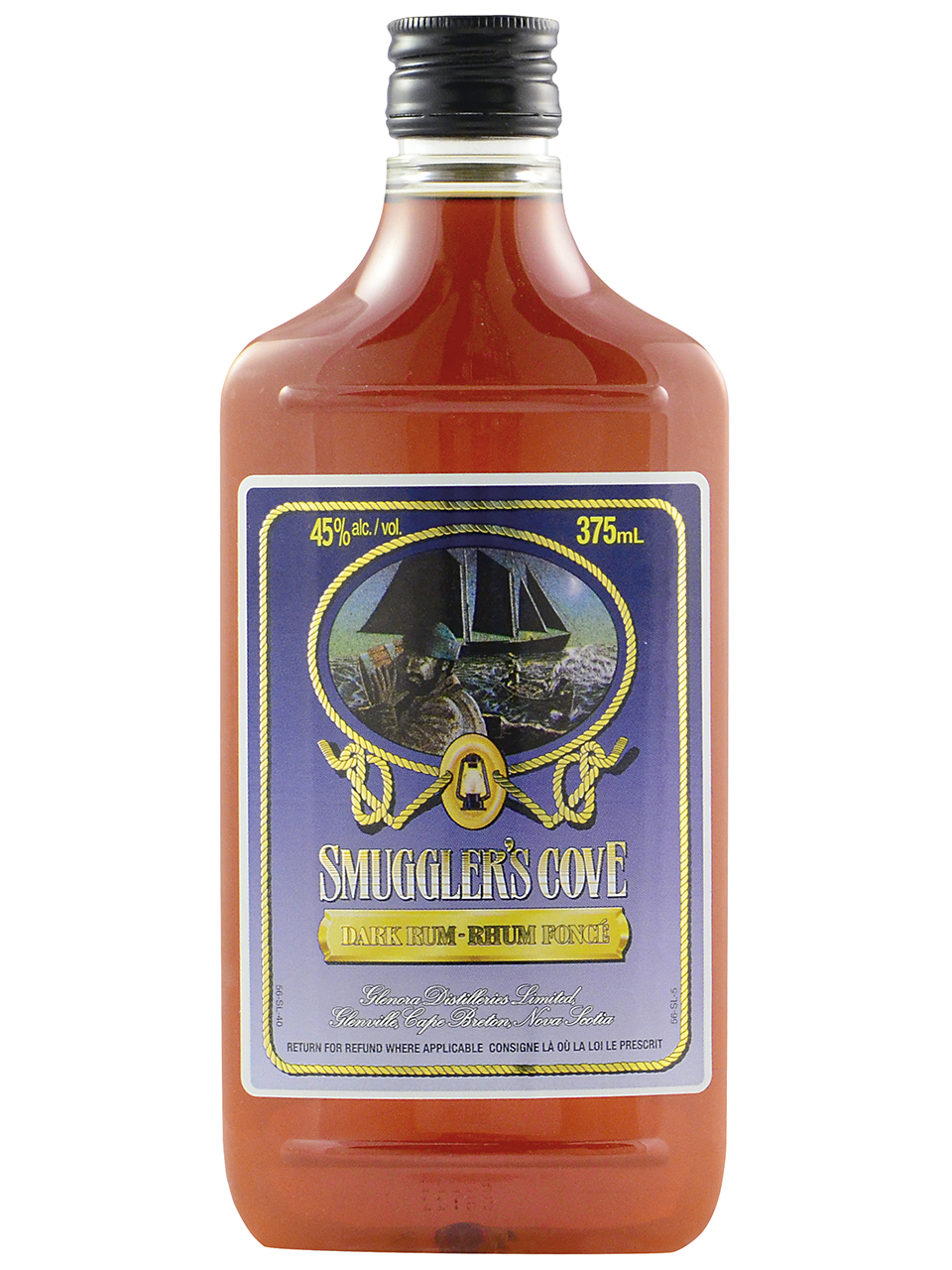 Smuggler's Cove Dark Rum