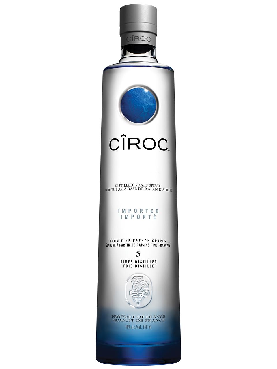 CIROC Blue Stone Vodka