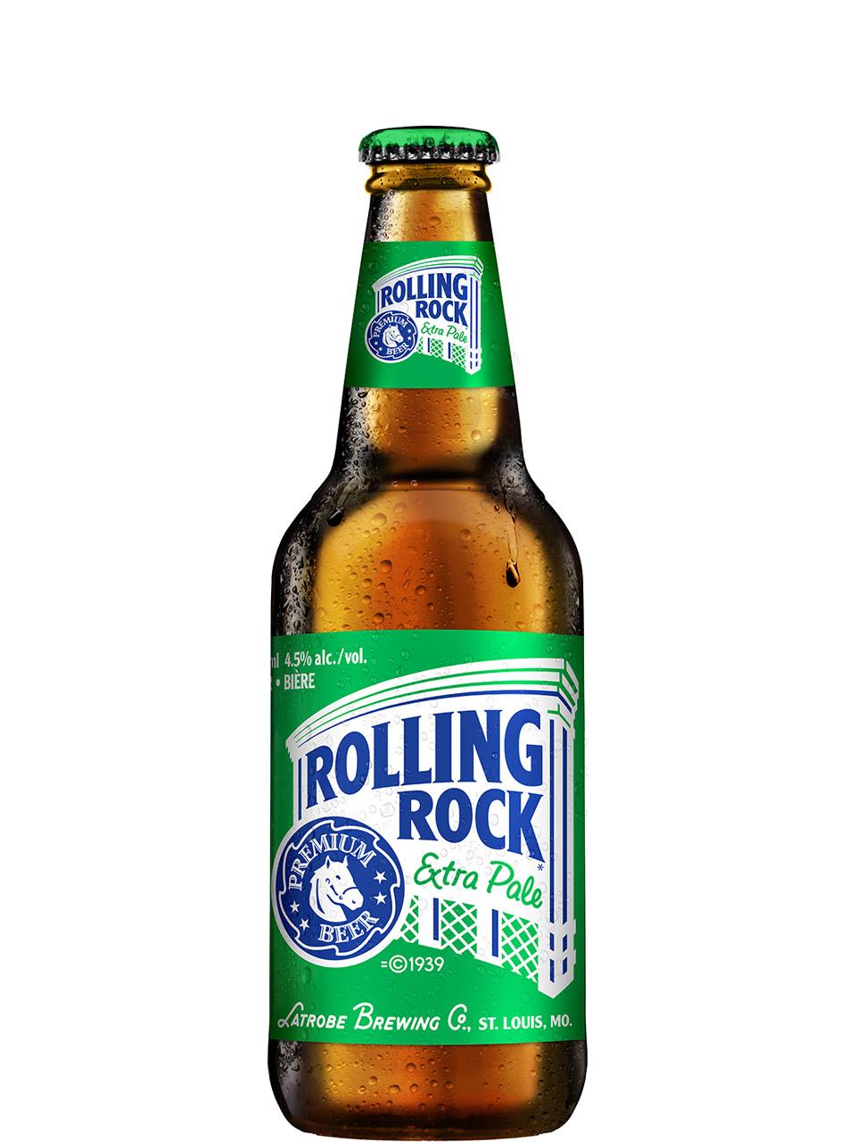 Rolling Rock 12 Pack Bottles