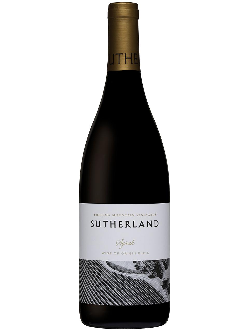 Sutherland Syrah