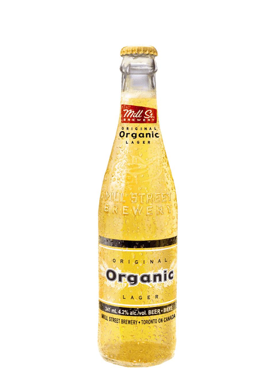 Mill St.Organic Lager 6 Pk Bottles