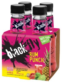 Black Fly Rum Punch 4 Pack