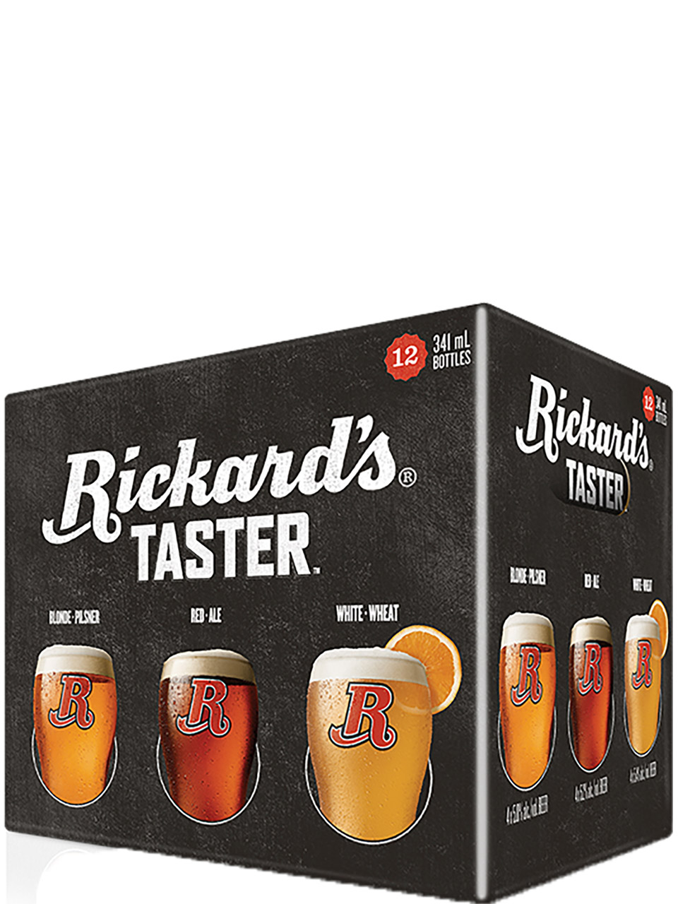 Rickard's Taster 12 Pack Bottles