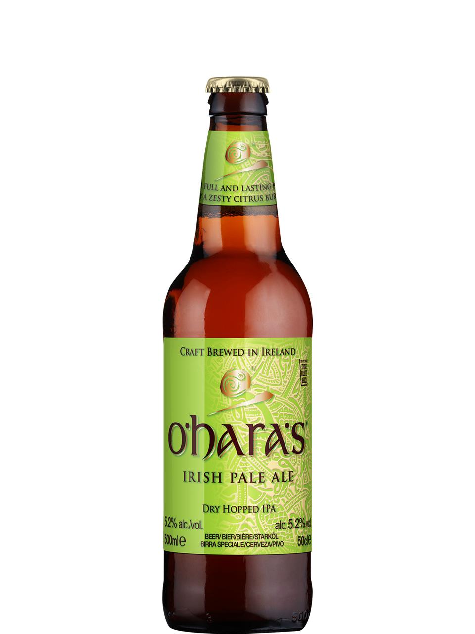 O'hara's Irish Pale Ale 500ml Bottle