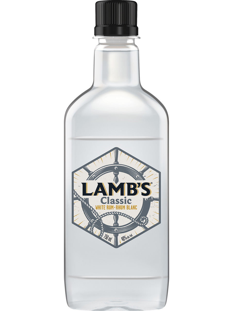 Lamb's White Rum PET
