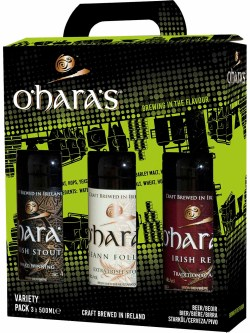 O'hara's Irish Ale 3 Pack Bottles