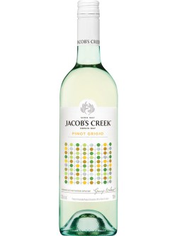 Jacob's Creek Pinot Grigio