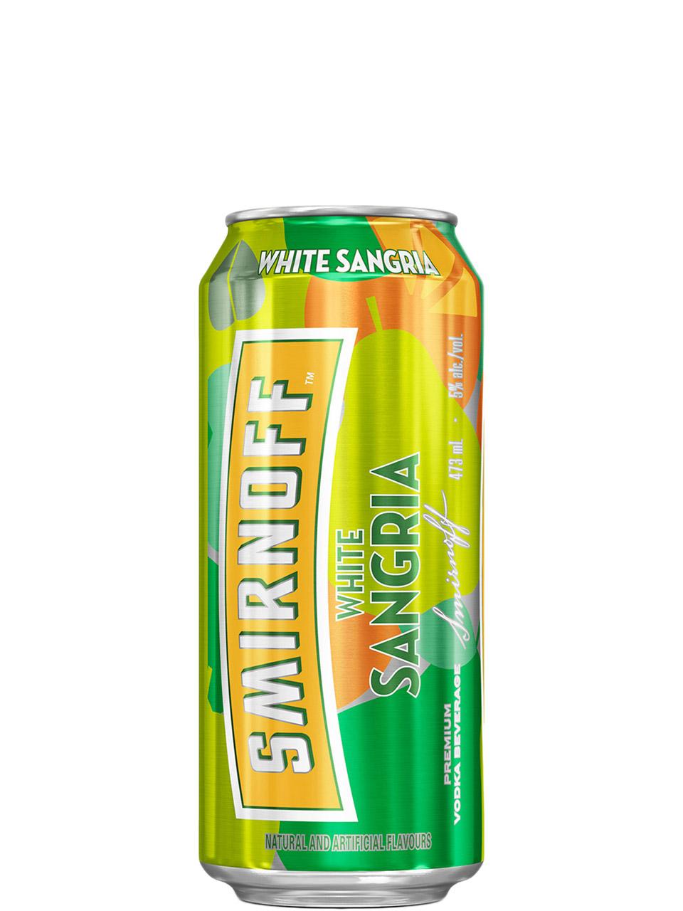 Smirnoff White Sangria 473ml Can