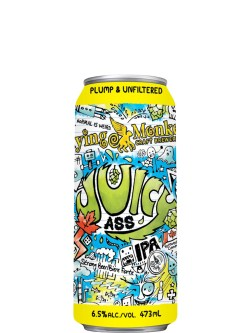 Flying Monkeys Juicy Ass IPA 473ml Can