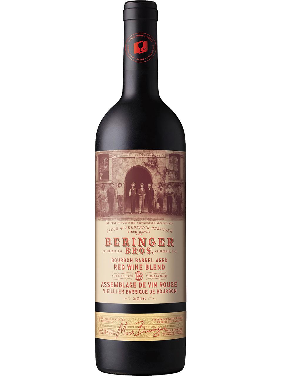 Beringer Bros. Bourbon Barrel Red Blend
