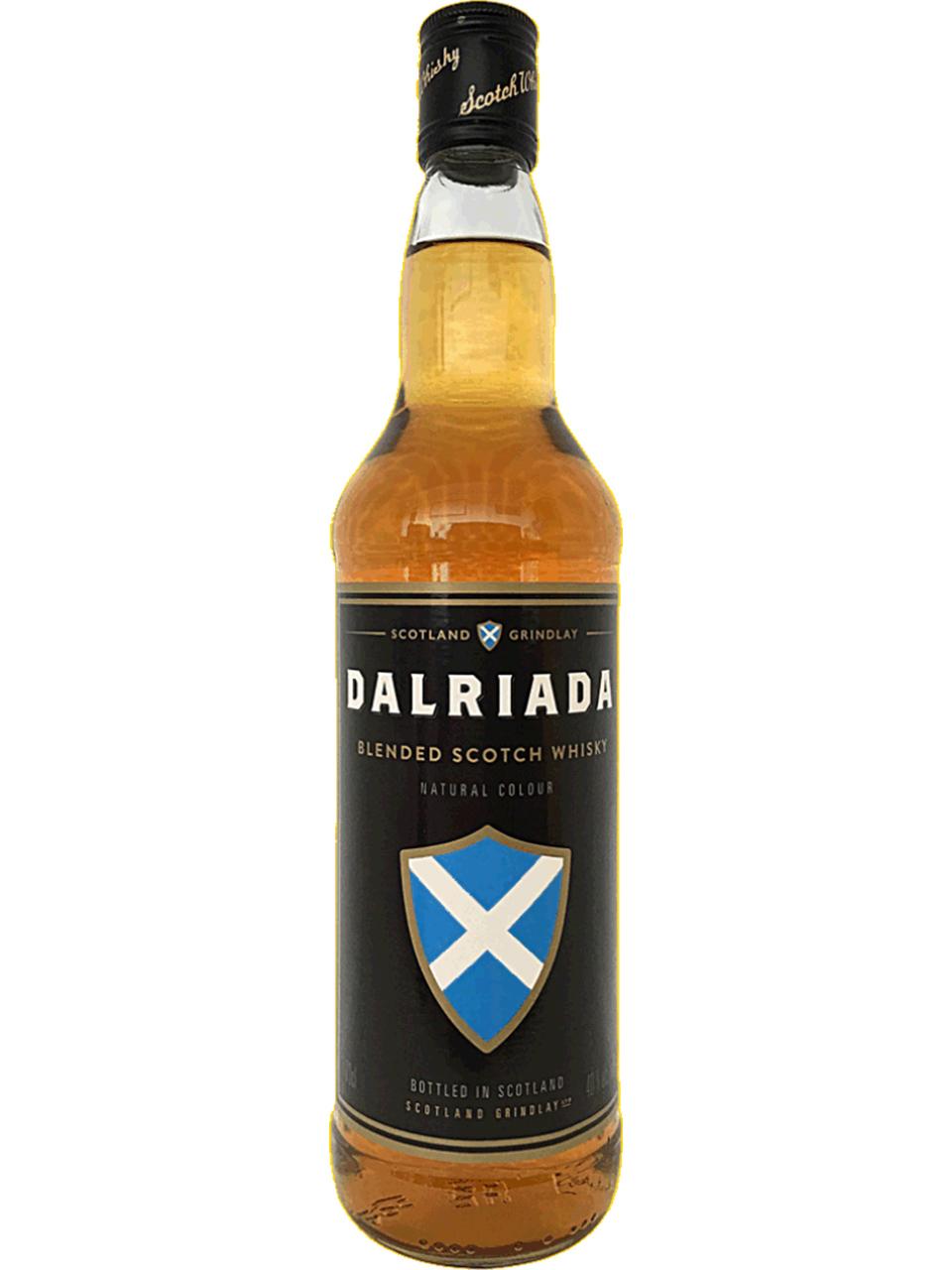 Dalriada Blended Scotch Whisky