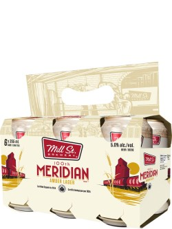 Mill St. 100th Meridian Lager 6 Pack Cans