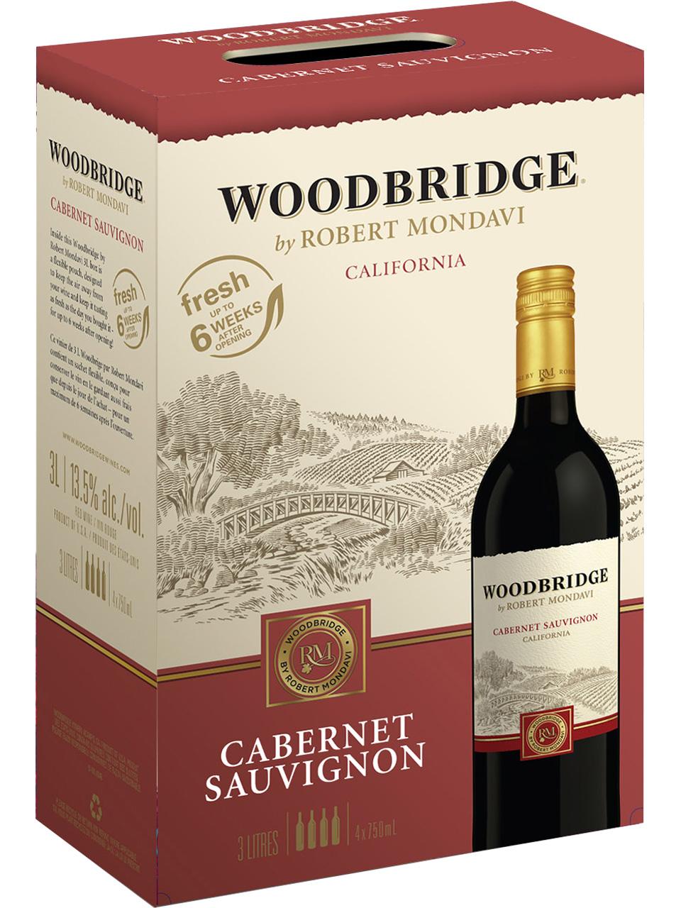 Woodbridge Robert Mondavi Cabernet Sauvignon