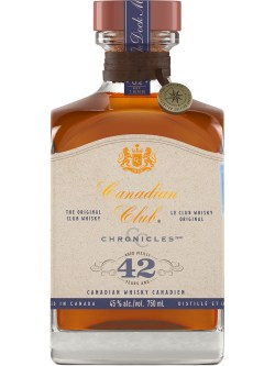 Canadian Club 42YO Chronicles No2 The Dockman