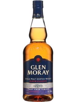 Glen Moray Classic Port Cask Finish Scotch Whisky