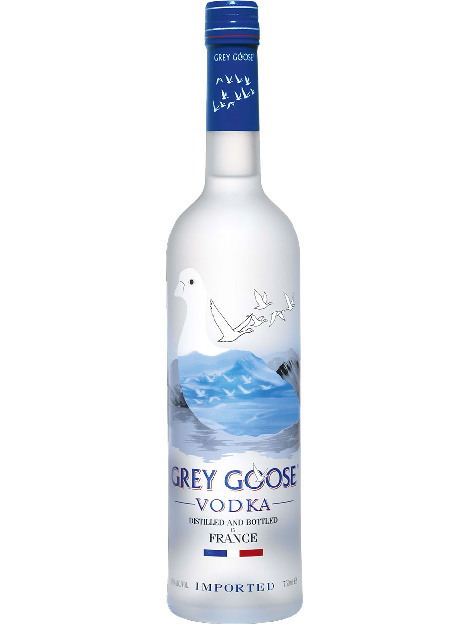 Grey Goose with Gift Box