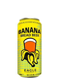 Wells Banana Bread Beer 500ml Can