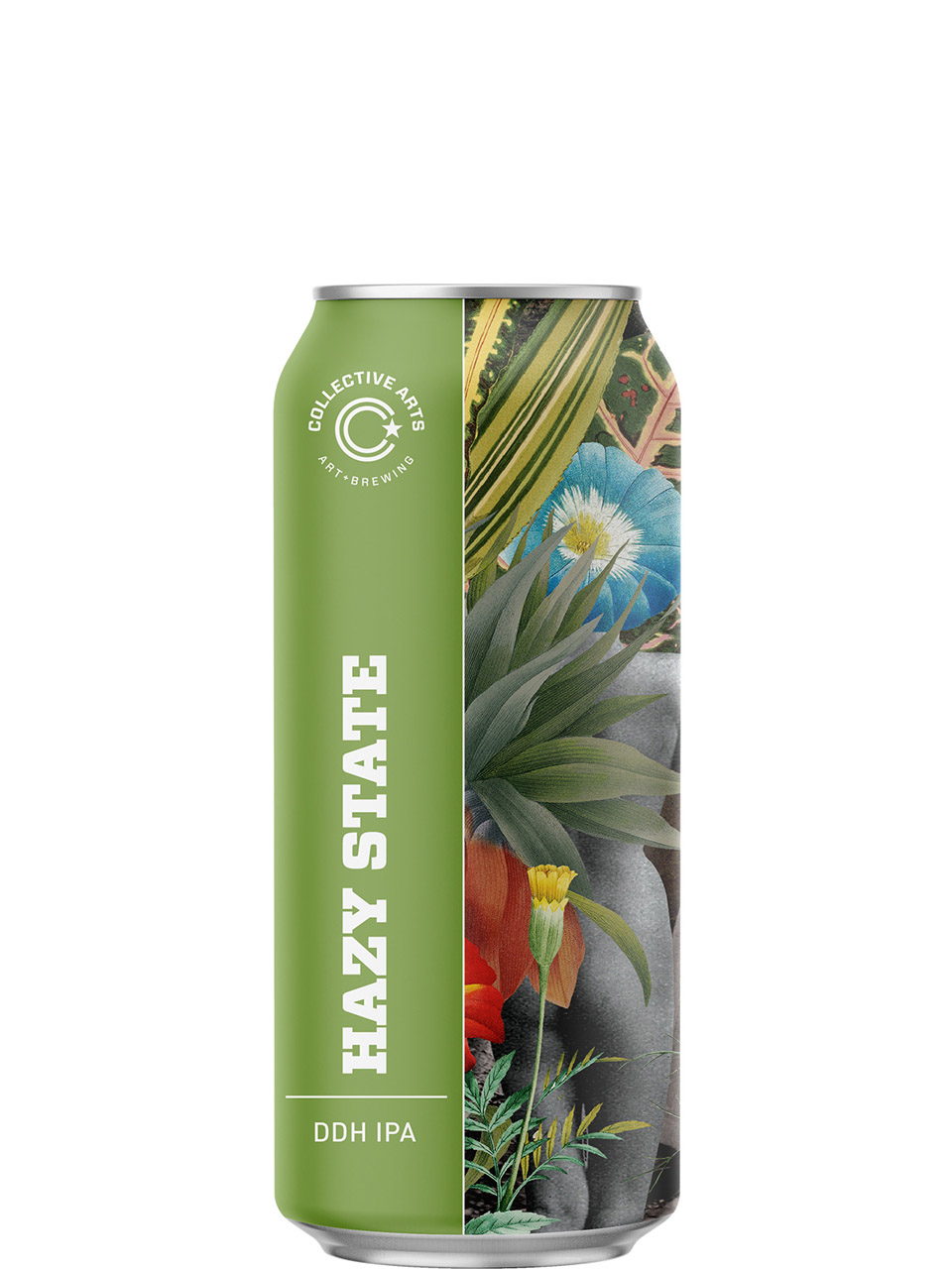 Collective Arts Hazy State Double-Hopped IPA 473ml