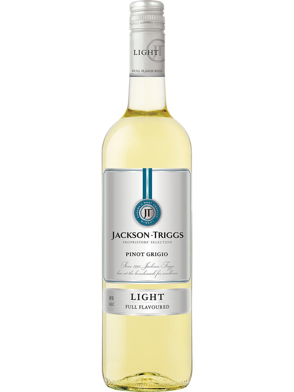 Jackson Triggs Proprietors' Sel Light Pinot Grigio