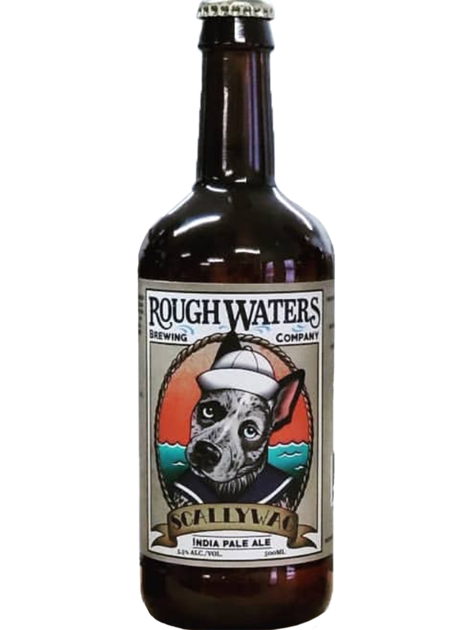 Rough Waters Scallyway 500ml Bottle