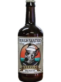 Rough Waters Scallywag IPA 500ml Bottle