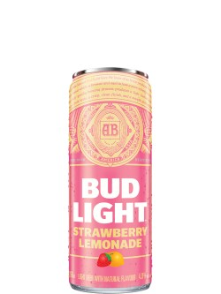 Bud Light Strawberry Lemonade 12 Pack Cans