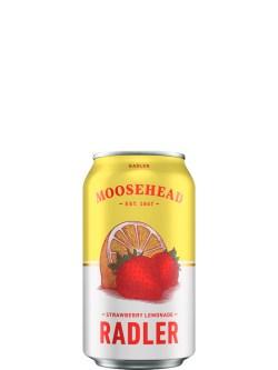 Moosehead Strawberry Lemonade Radler 6 Pack Cans