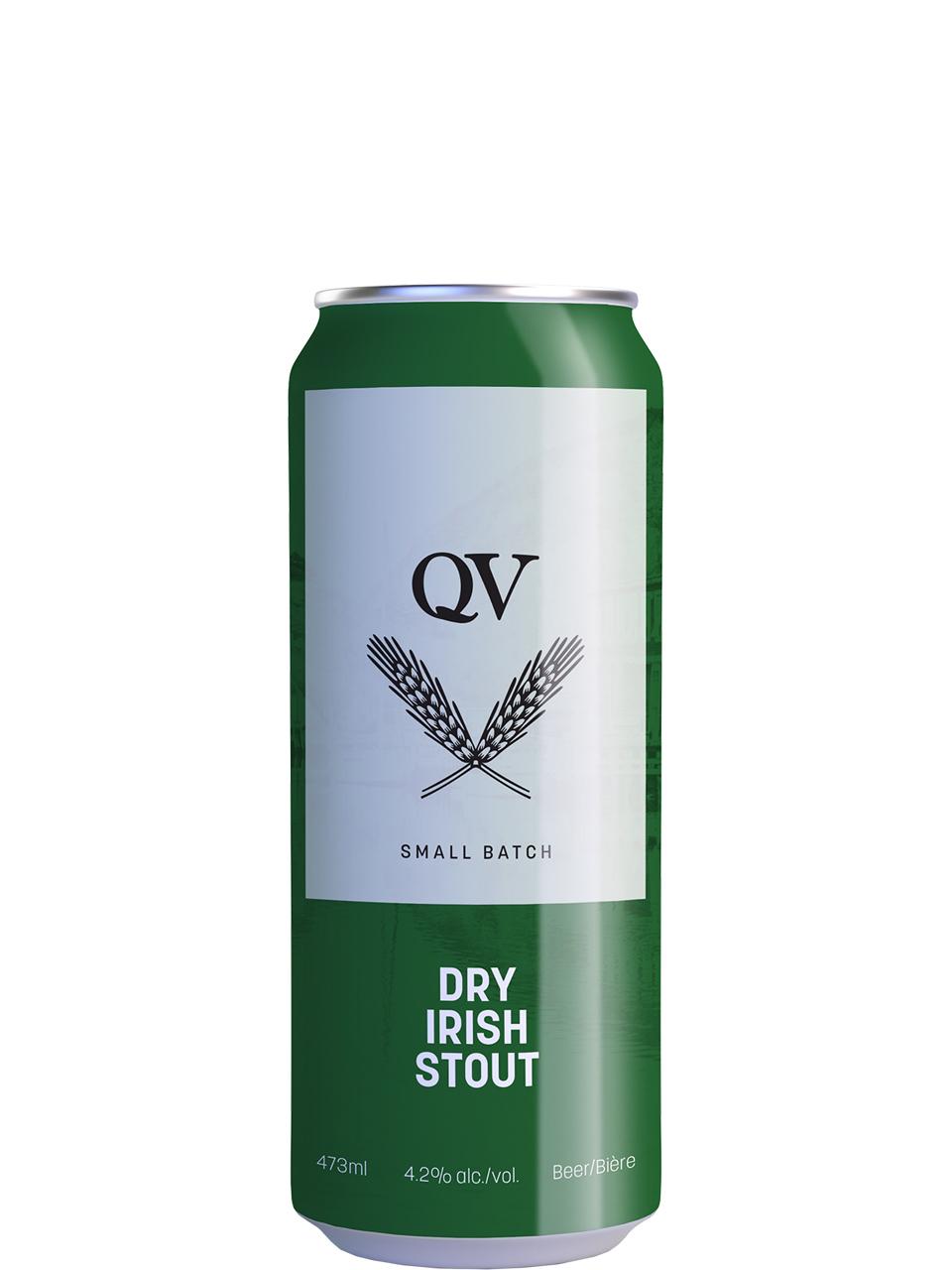 Quidi Vidi Dry Irish Stout 473ml Can