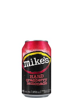 Mike's Hard Cranberry Lemonade 6 Pack Cans