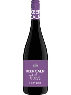 Keep Calm & Thrive Pinot Noir