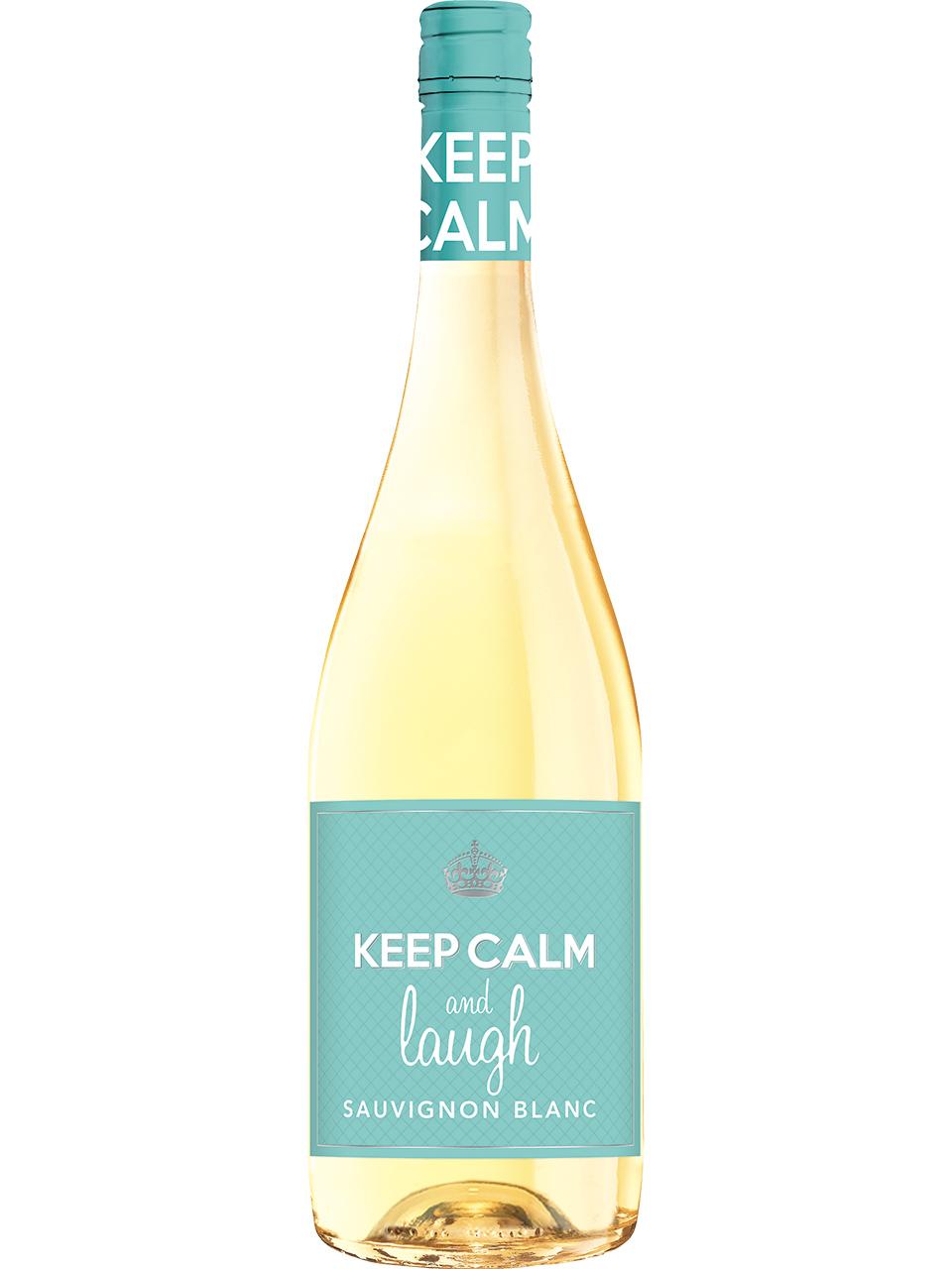 Keep Calm & Laugh Sauvignon Blanc