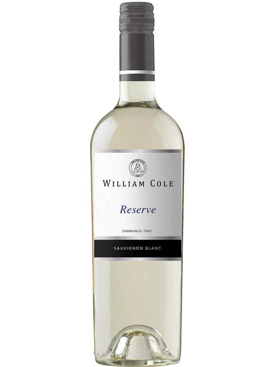 William Cole Reserve Sauvignon Blanc