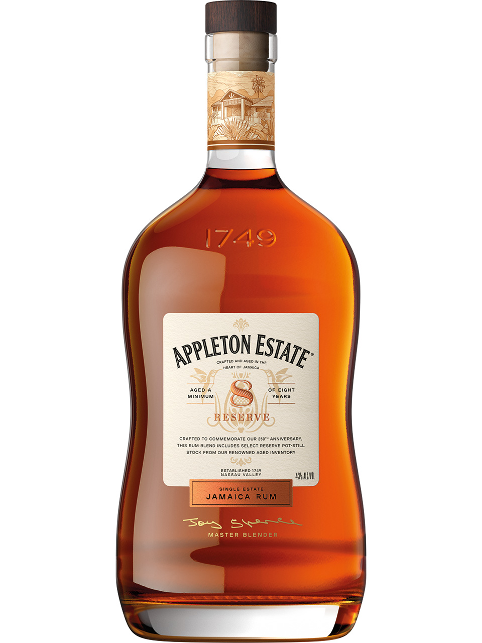 Appleton Estate 8YO Reserve Rum