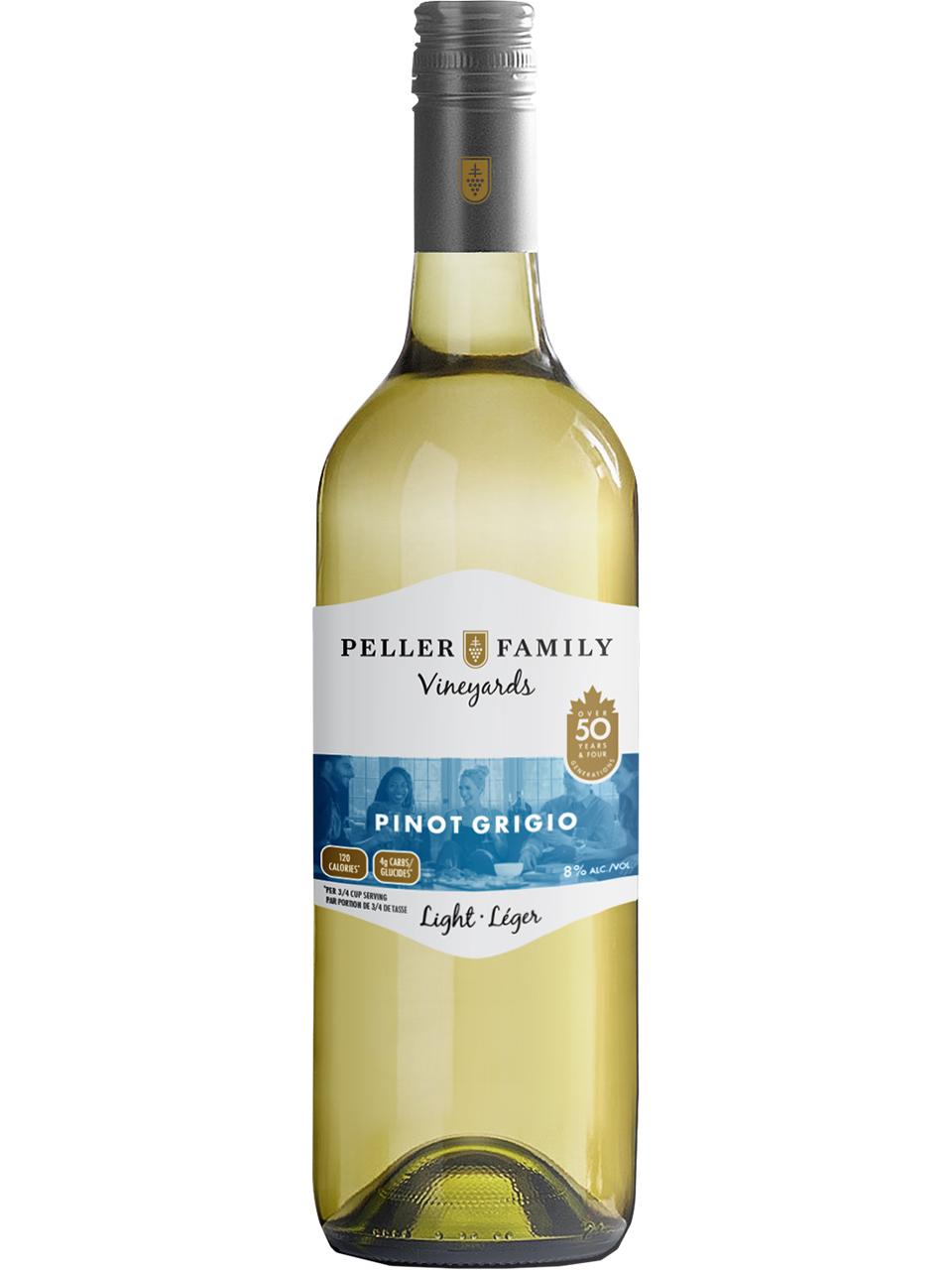 Peller Family Vineyards Light Pinot Grigio