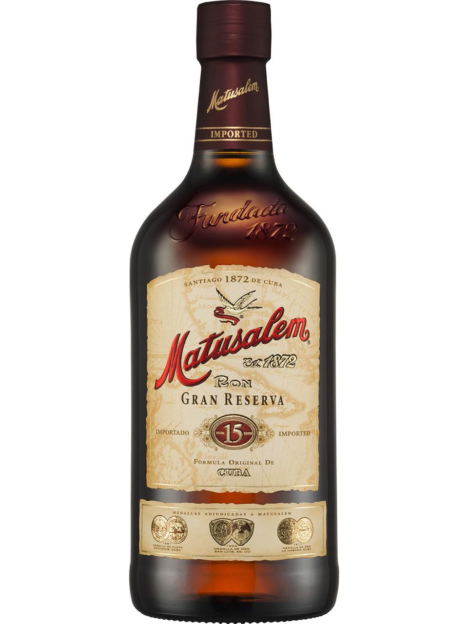 Ron Matusalem 15YO Rum