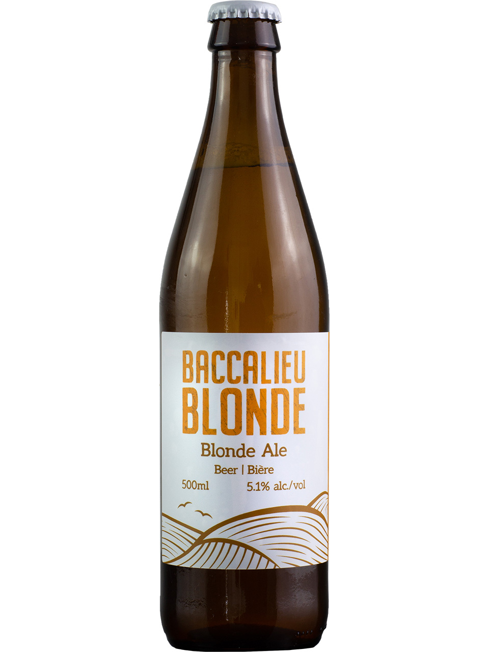 Baccalieu Trail Blonde Ale 500ml Bottle