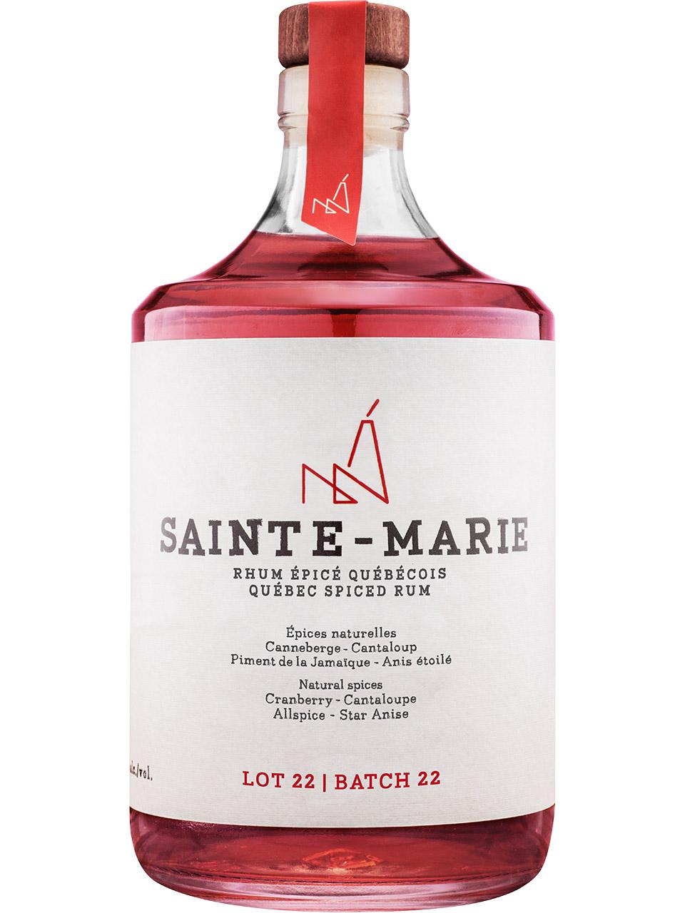 Sainte-Marie Spiced Rum