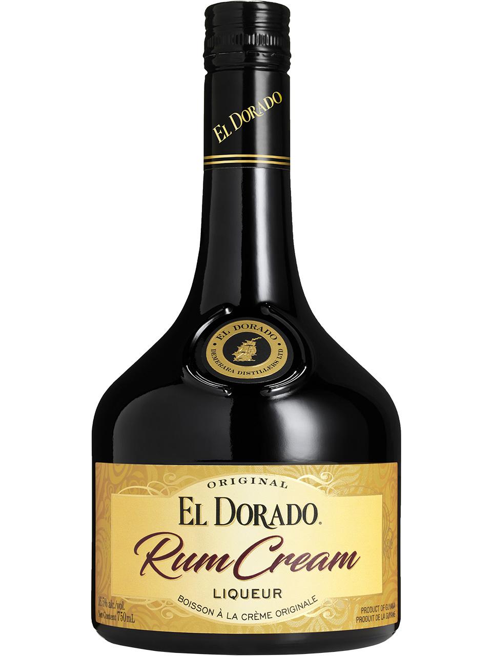 El Dorado Rum Cream Liqueur