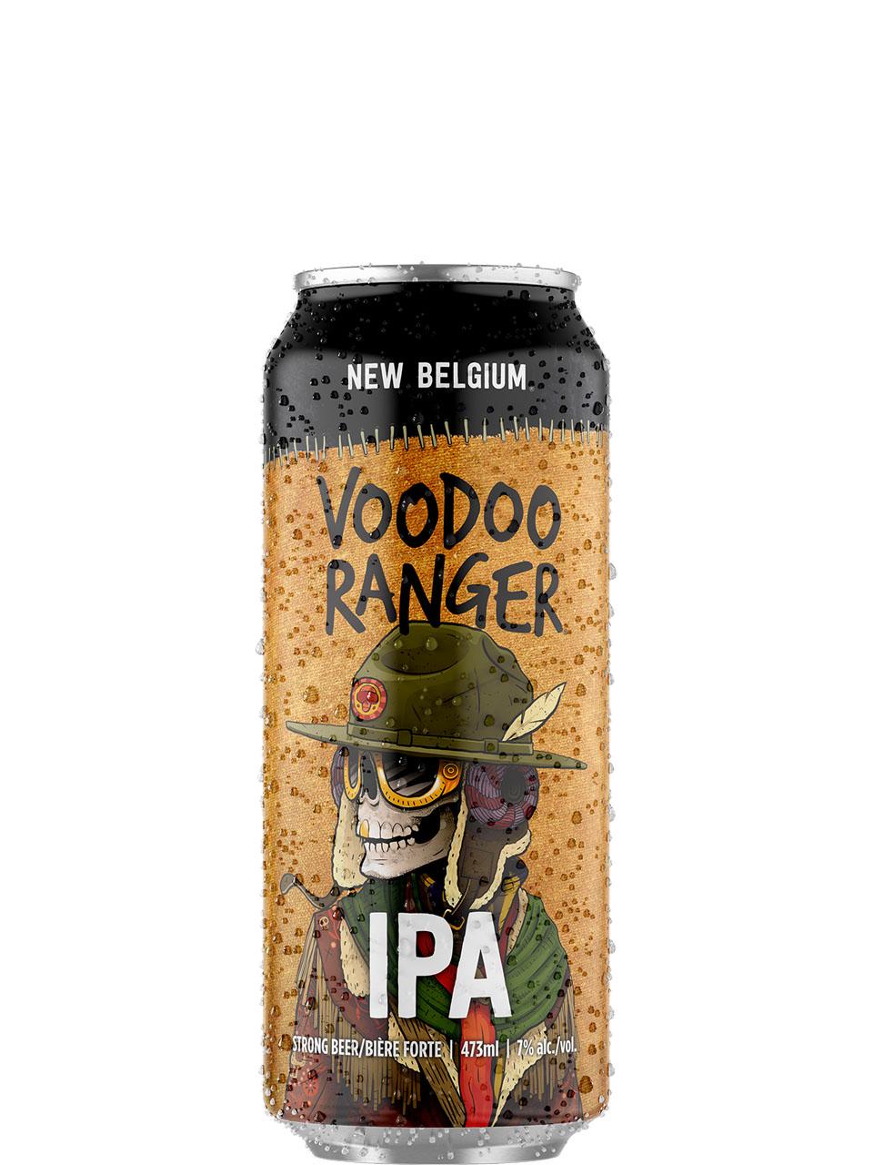 New Belgium Voodoo Ranger IPA 473ml Can